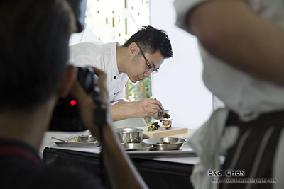 Behind the Scene | Food Shoot with ChefAtWork at Infuzi