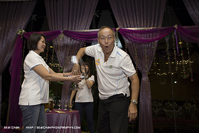 D&D | Raffles Shipping's Annual Dinner & Bowling