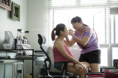 Koreen Hong - Hair and makeup artist