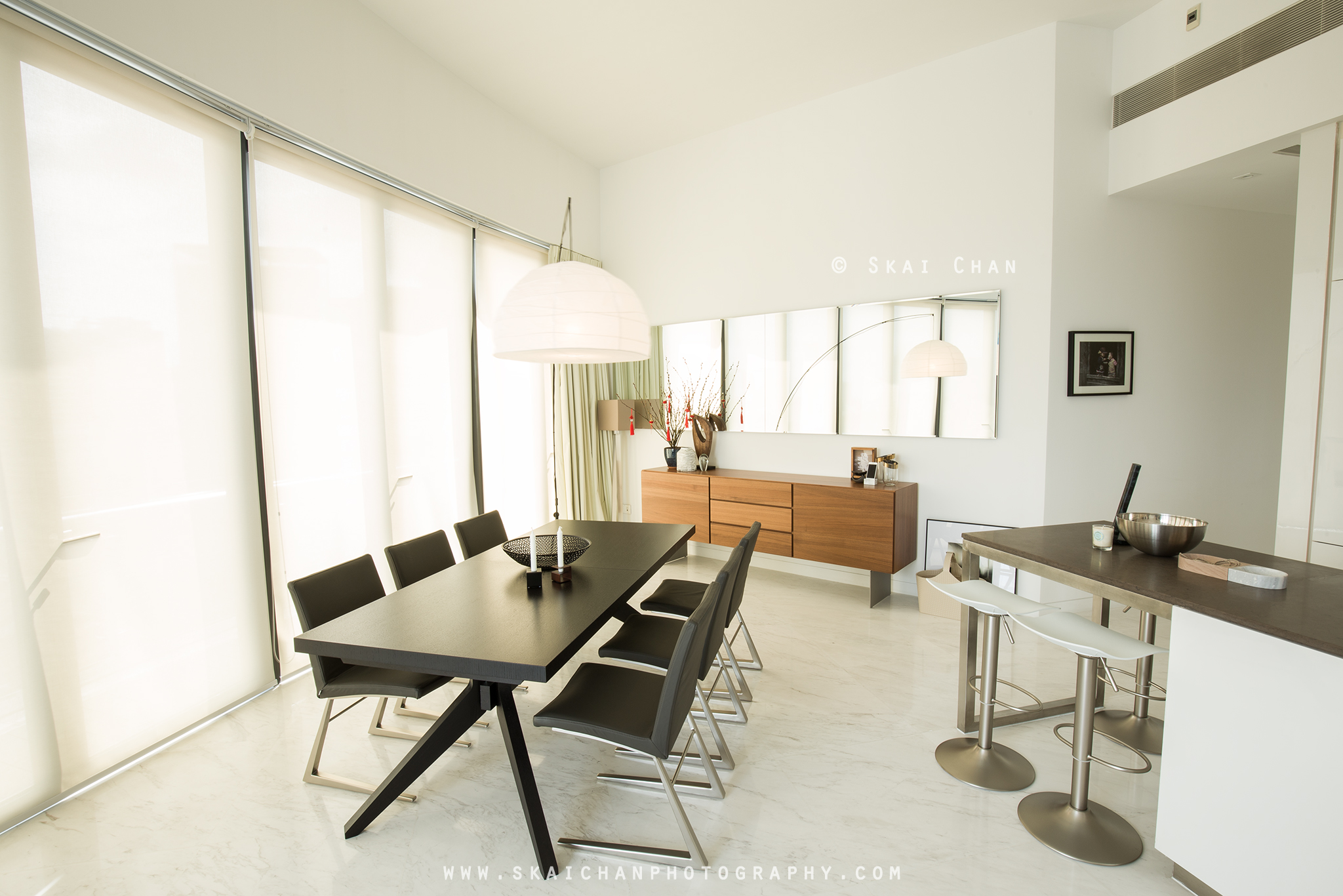 condominium interior photoshoot