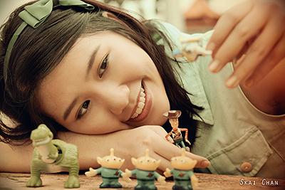 Themed Photoshoot - Maisie Chew @ Chinese Gardens