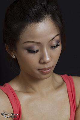 Portrait Headshot - Joyce See @ Joyous Nails, Seng Kang