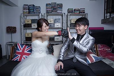 Prewedding Photoshoot - Shengyang & Huiting @ Sunsetopia, Sunsetway