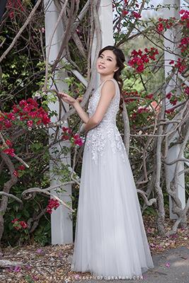 Bridal Photoshoot - Ayumi @ East Coast Park (ECP)