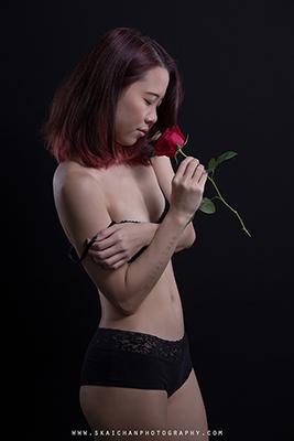 Themed Photoshoot - Cheryl Alicia Chua @ Studio, Tanjong Pagar